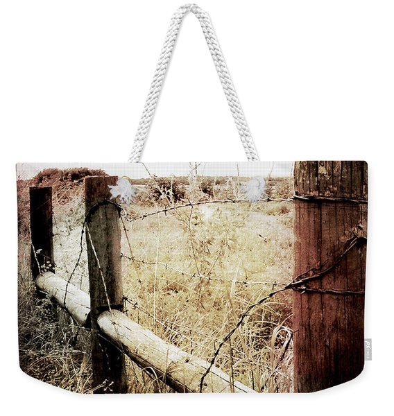 When Time Fades Weekender Tote Bag
