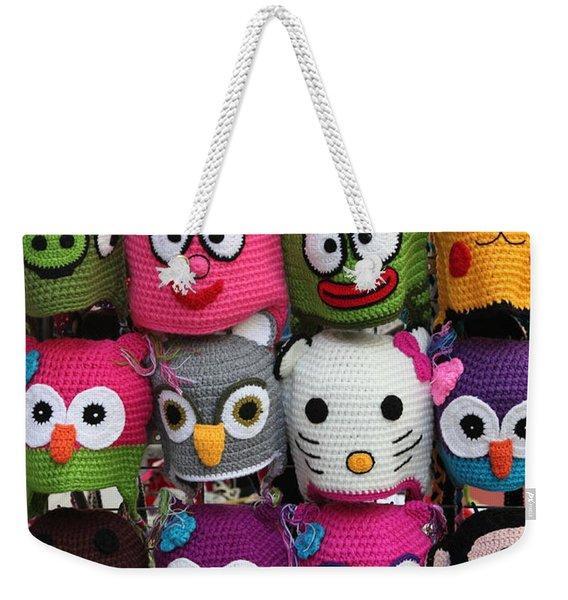 Whimsical Beanies - 5d18008 Weekender Tote Bag