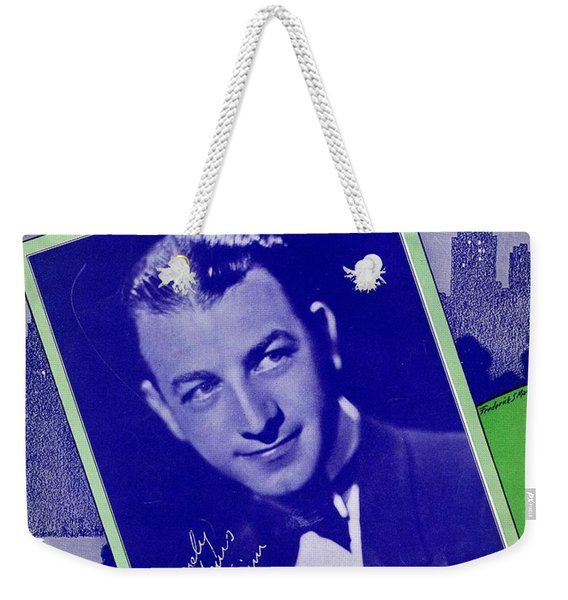 Whistling In The Dark Weekender Tote Bag