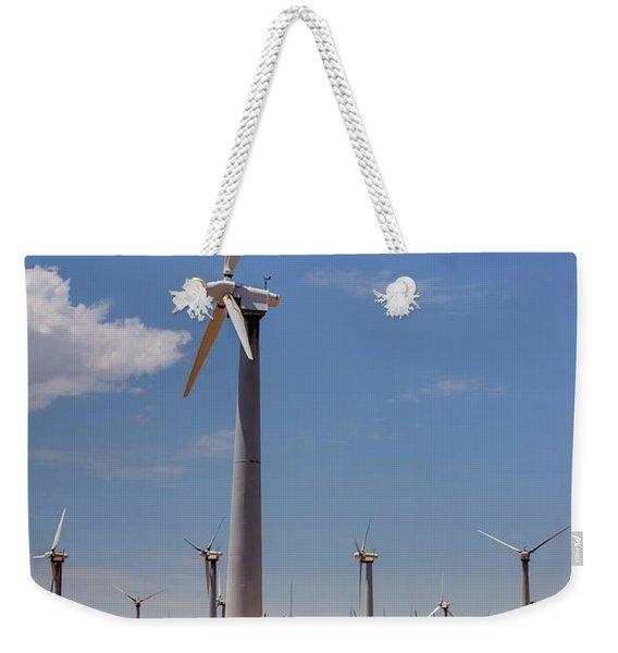 Windblown II Weekender Tote Bag