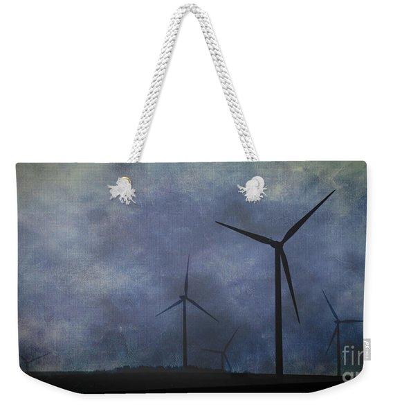 Windmills. Weekender Tote Bag