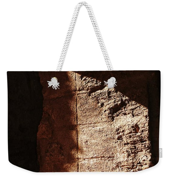 Window To The Shadows Weekender Tote Bag
