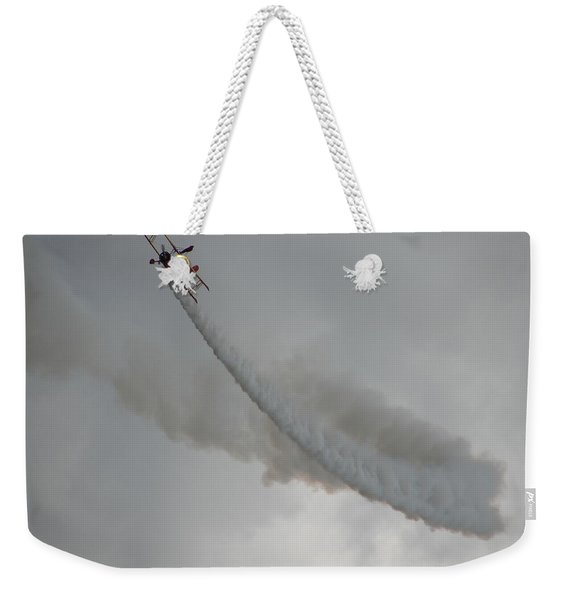 Wing Walker Weekender Tote Bag