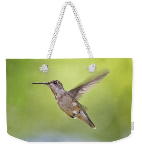 Winging It Weekender Tote Bag