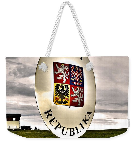 Without Borders ... Weekender Tote Bag