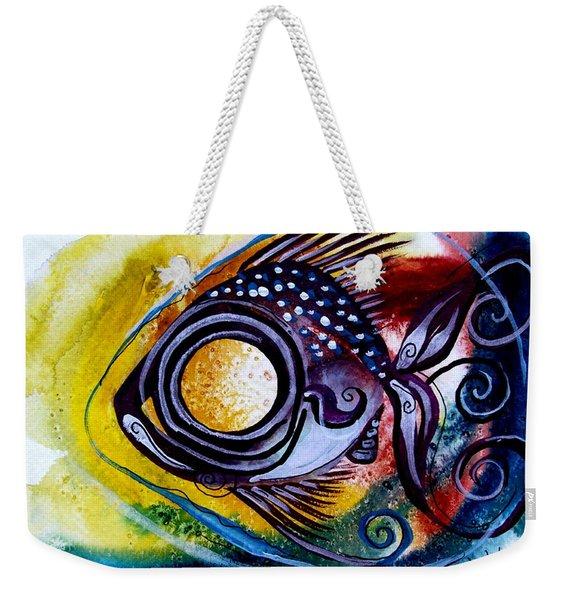 Wtfish 3816 Weekender Tote Bag