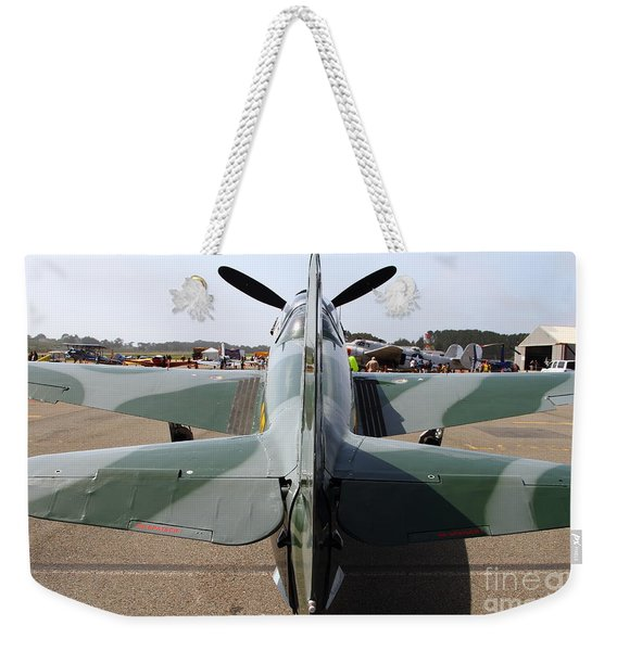 Yak 9u Airplane . 7d15793 Weekender Tote Bag