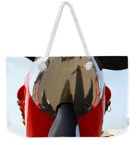 Yak 9u Airplane . 7d15796 Weekender Tote Bag
