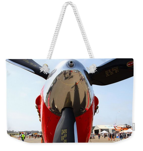 Yak 9u Airplane . 7d15798 Weekender Tote Bag