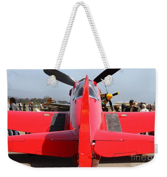Yak 9u Airplane . 7d15802 Weekender Tote Bag