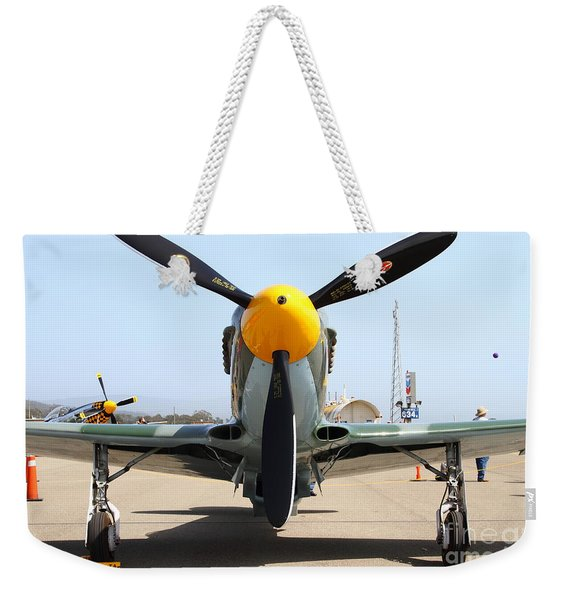 Yak 9u Airplane . 7d15804 Weekender Tote Bag