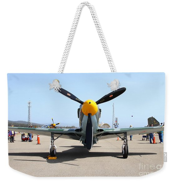 Yak 9u Airplane . 7d15805 Weekender Tote Bag