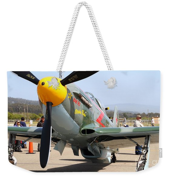 Yak 9u Airplane . 7d15807 Weekender Tote Bag