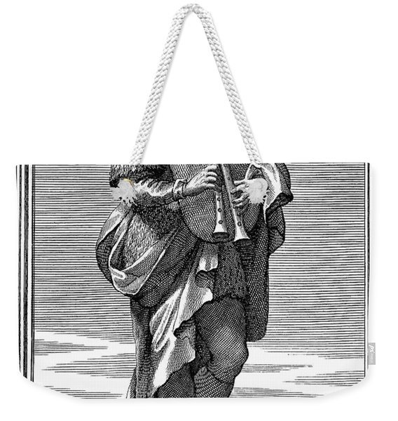 Zampogna, 1723 Weekender Tote Bag