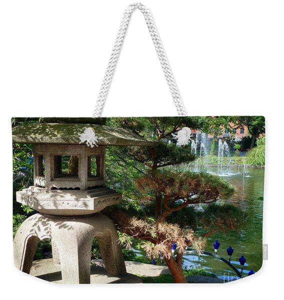 Zen Weekender Tote Bag