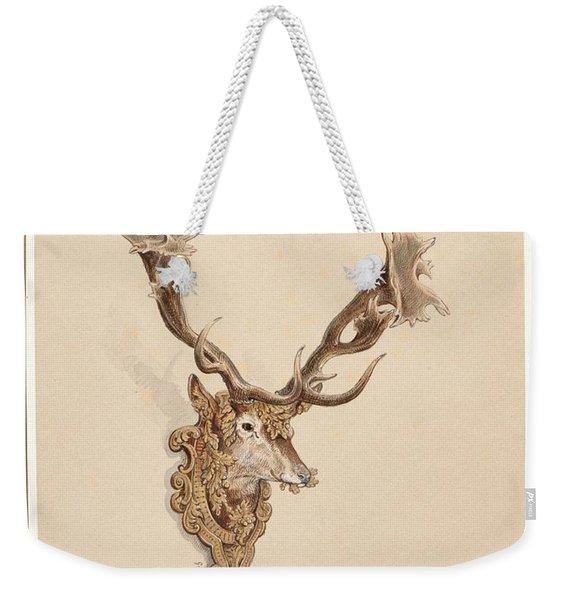 , Buck Head Weekender Tote Bag