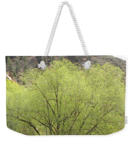 Tree Ute Pass Hwy 24 Cos Co Weekender Tote Bag