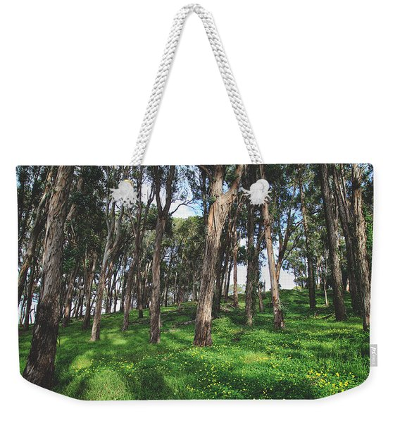 Hand In Hand We'll Go Weekender Tote Bag