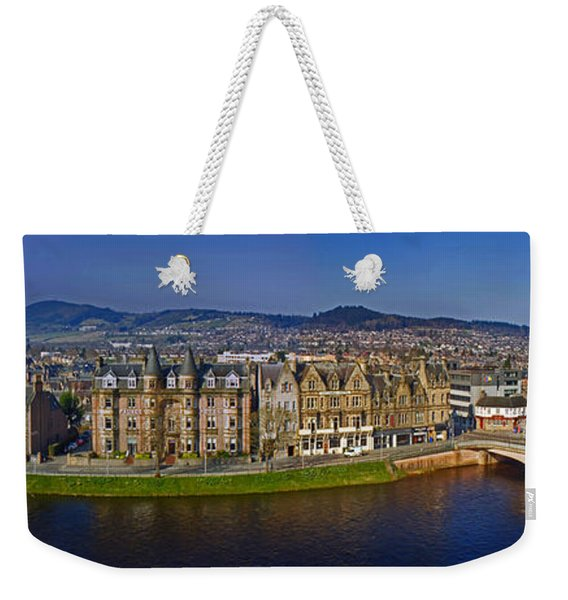 Inverness Weekender Tote Bag