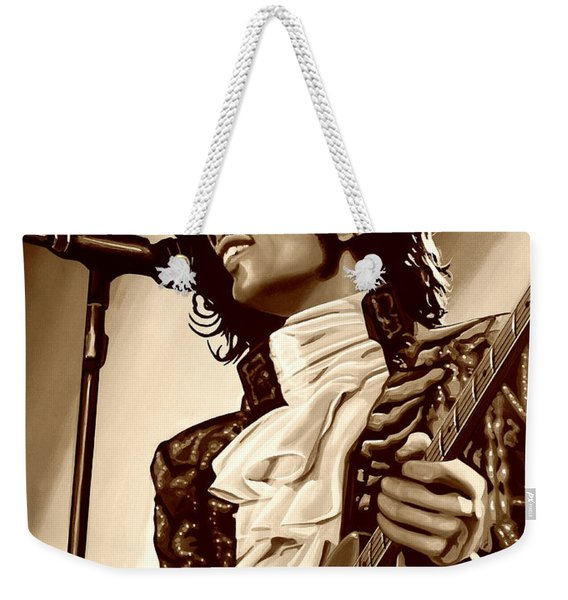 Prince The Artist Weekender Tote Bag