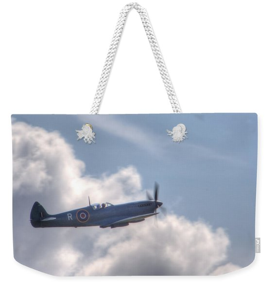 R For Recon Weekender Tote Bag