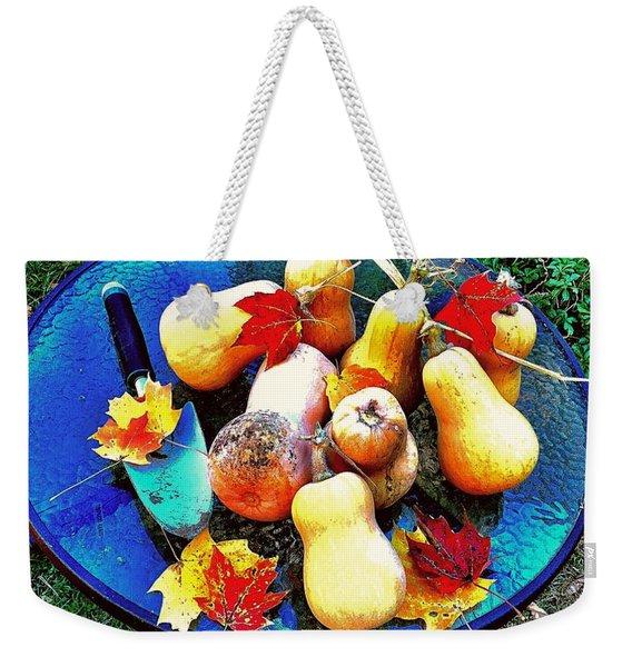 The Harvest   Weekender Tote Bag