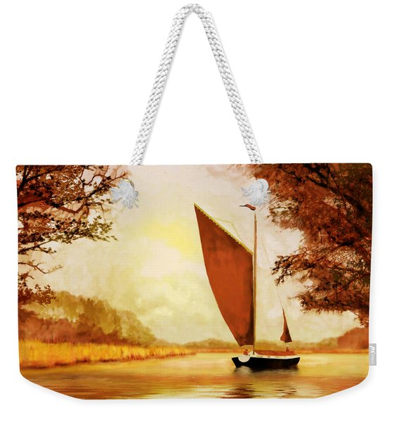 The Wherry Albion Weekender Tote Bag
