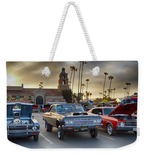 0700 Good Guys Gasser Weekender Tote Bag