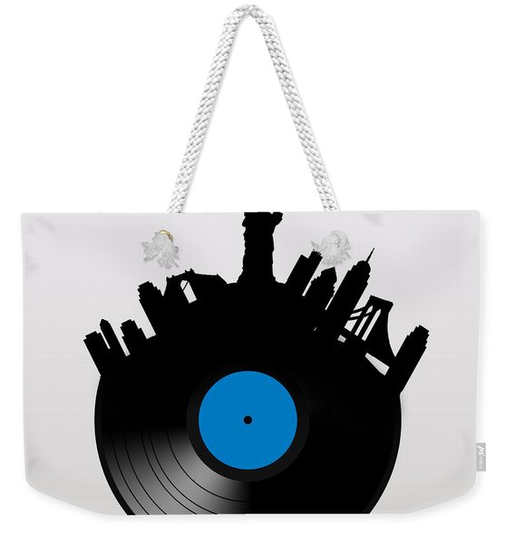 New York Weekender Tote Bag