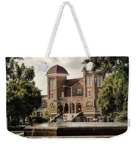 16th Street Baptist Church Weekender Tote Bag