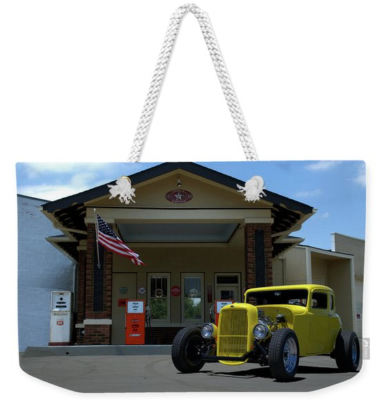 1932 Ford Coupe Weekender Tote Bag