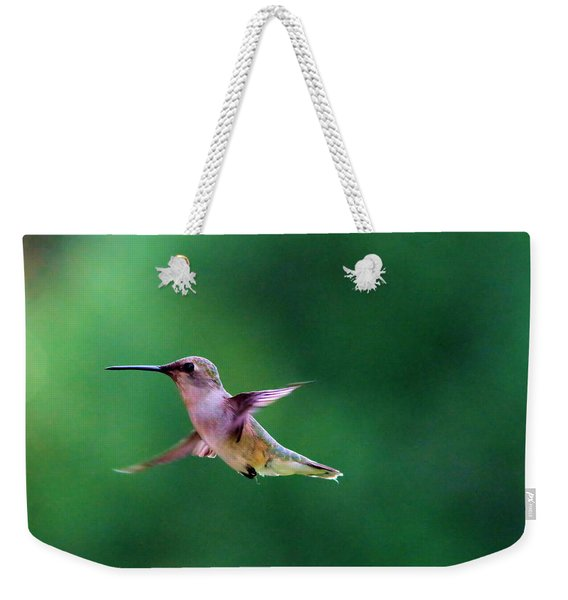 A Little Hummer Weekender Tote Bag