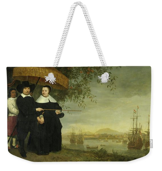 A Senior Merchant Of The Voc Weekender Tote Bag