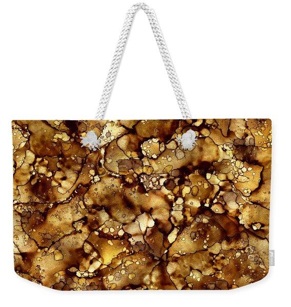 Abstract 6 Weekender Tote Bag