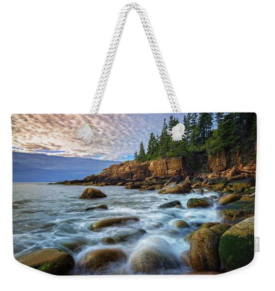 Acadia Weekender Tote Bag