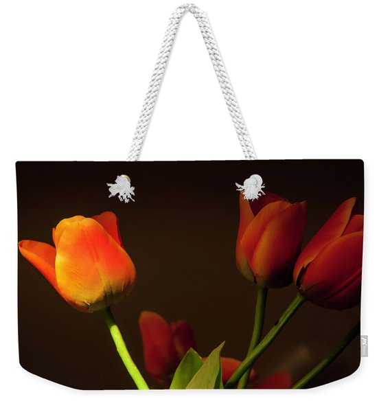 Afternoon Light Weekender Tote Bag