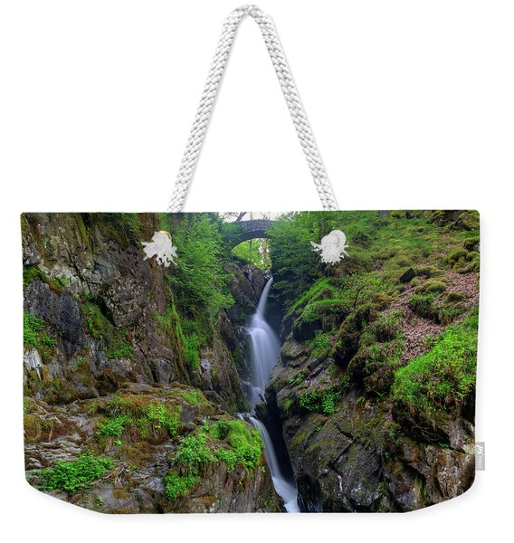 Aira Force - Lake District Weekender Tote Bag