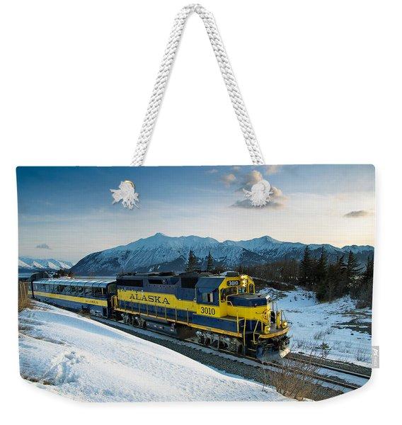Alaska 3010 Weekender Tote Bag