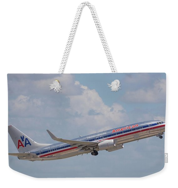 American Airlines Weekender Tote Bag