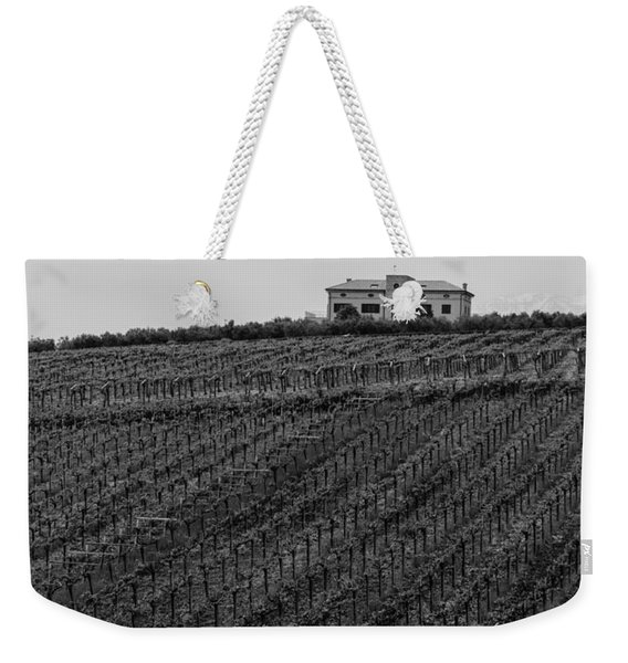 An Italian Farm In Abruzzo Weekender Tote Bag