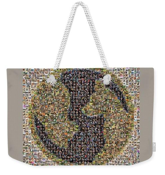 Animal Aid 2017  Weekender Tote Bag