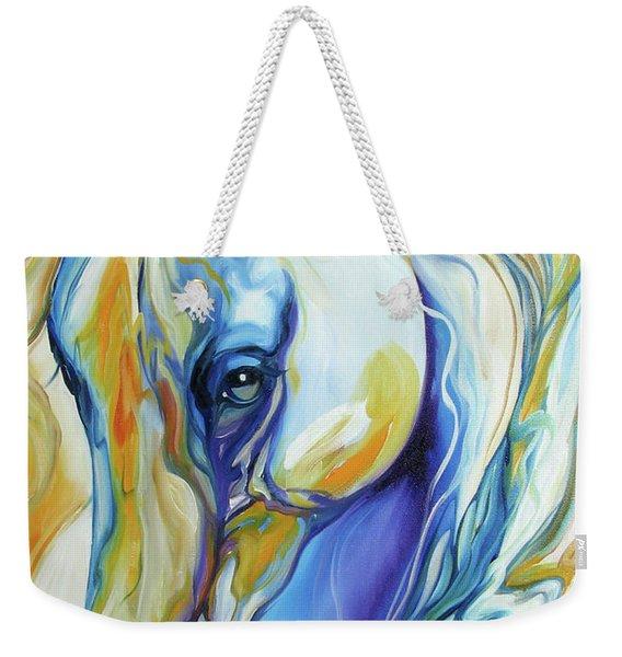 Arabian Abstract Weekender Tote Bag