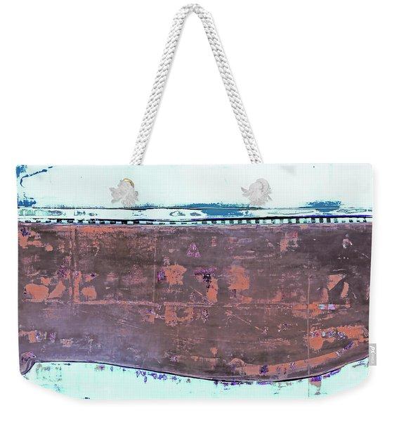 Art Print Abstract 81 Weekender Tote Bag