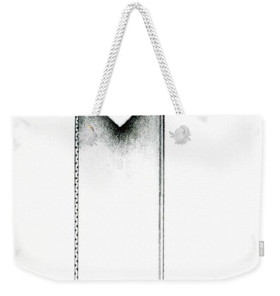 Ascending Heart Weekender Tote Bag