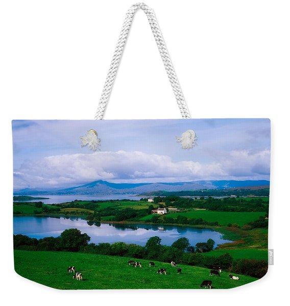 Bantry Bay, Co Cork, Ireland Weekender Tote Bag