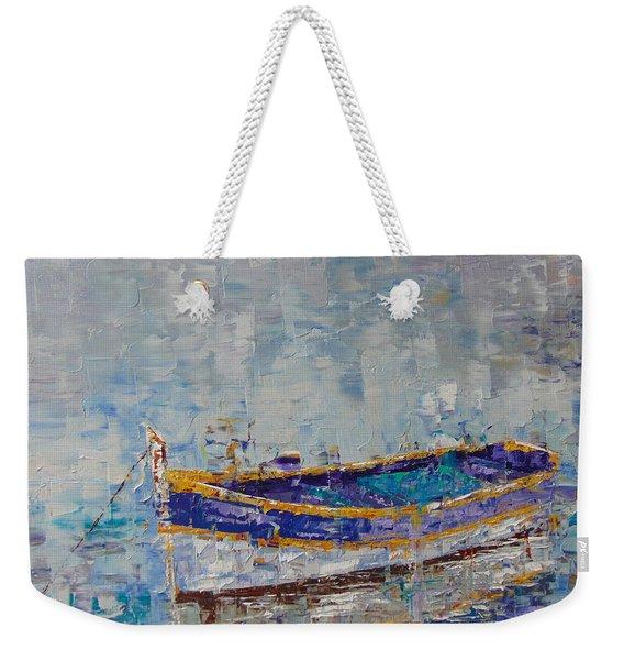 Barque De Provence Weekender Tote Bag