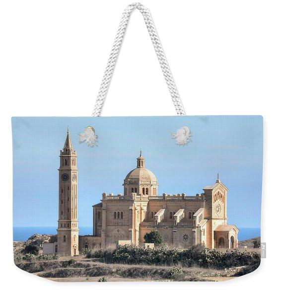 Basilica Ta Pinu - Gozo Weekender Tote Bag