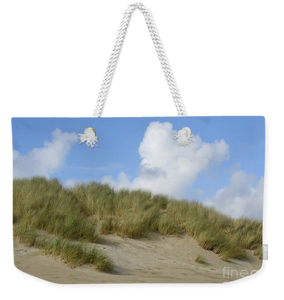 Beach Grass At Cannon Beach 2 Weekender Tote Bag