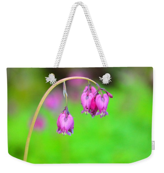 Beautiful Hearts Weekender Tote Bag