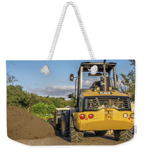 Construction Weekender Tote Bag